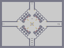 Thumbnail of the map 'Intersections, according to my drivers ed. teacher'