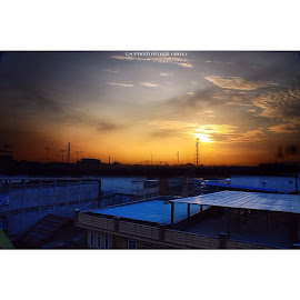 Selatpanjang city by Irvan Chen - Landscapes Sunsets & Sunrises