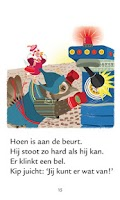 Screenshot of haan kip en hoen, prentenboek
