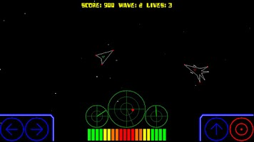 Screenshot of Dogfight 3012 Lite