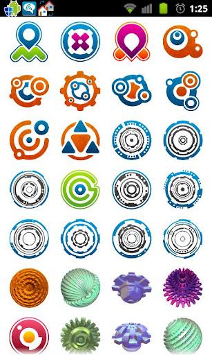 Icon Set I Folder Organizer