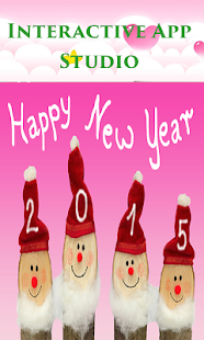 Welcome New year 2015 eCards