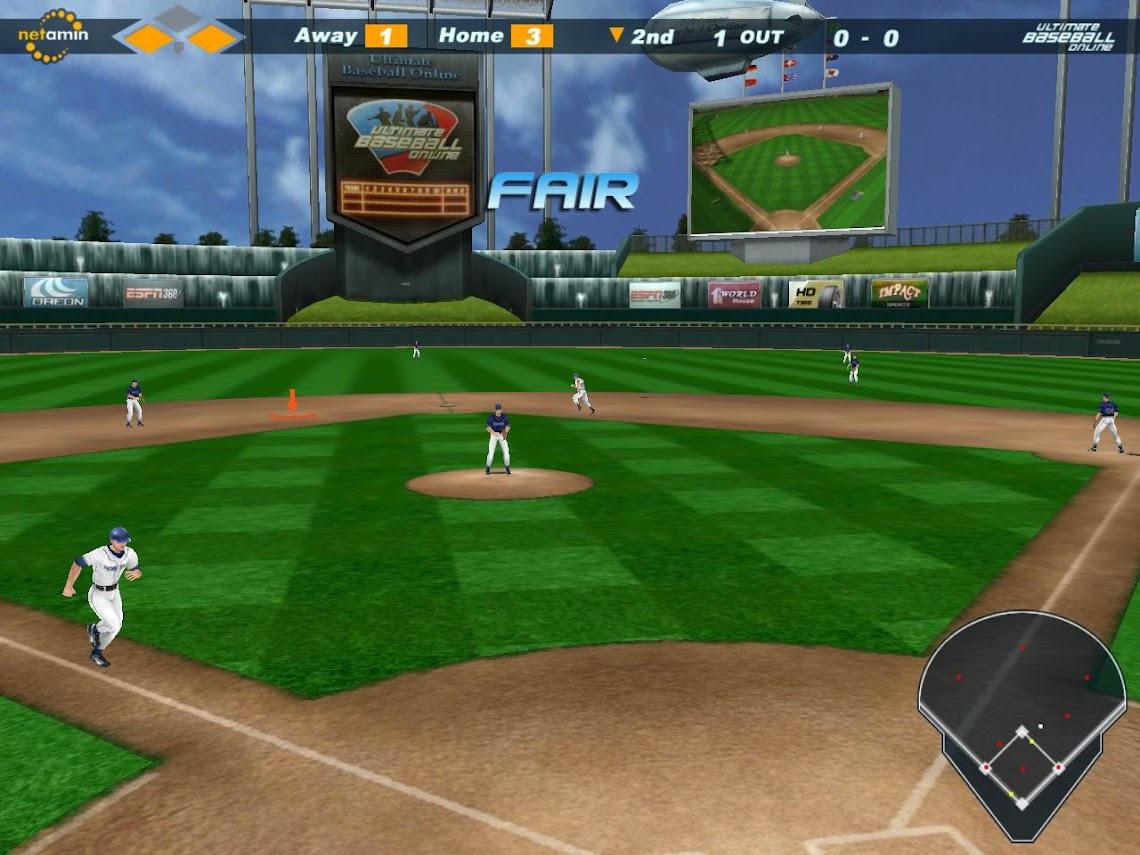 ESPN Ultimate Baseball Online