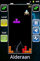 Screenshot of Antigravity Tetrix