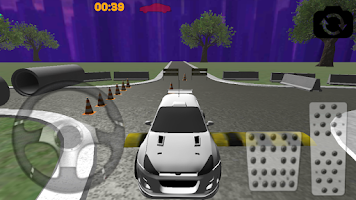 Screenshot of Extreme 3D Car Parking