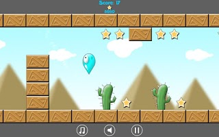 Screenshot of Water Drop Adventure