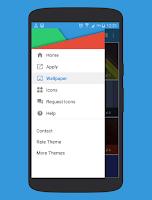 Screenshot of Naxos Flat Icon Pack