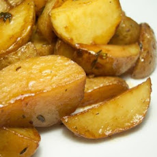 Teriyaki Potatoes