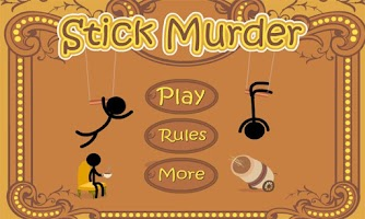 Screenshot of Stickman Stick Murder