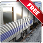 Moving train free lwp icon