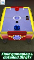 Screenshot of Air Hockey 3D