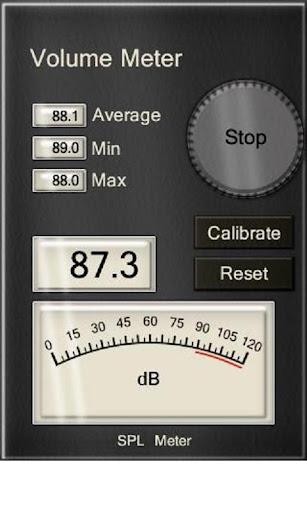 Advanced dB SPL Meter