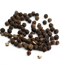 Black Pepper Corns by Henrik Lehnerer - Food & Drink Ingredients ( nobody, detail, condiment, aroma, diet, taste, crop, heap, macro, nature, dried, ingredient, peppercorn, gourmet, black, cook, corns, white, agriculture, flavor, vitality, tasty, herb, food, hot, natural, small, aromatic, spice, pepper, corn, dieting, seasoning, cooking, vegetarian, seeds, closeup, ball, dry, seed, spicy, culinary, close-up, organic, background, healthy, eating, brown, harvest, group )