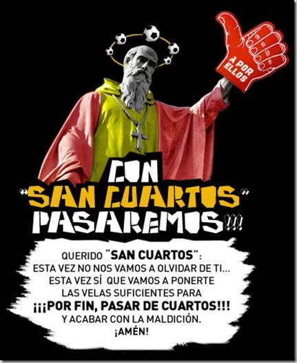 RTVE.es-sancuartos Ponle una vela al santo para pasar de cuartos