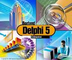 Het Borland Delphi 5 opstartscherm mag er wezen!