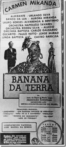 carmen banana