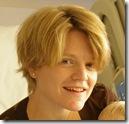Pasfoto Anneke