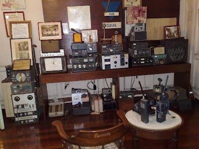 ham radio set