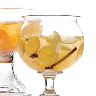 Mulled White-Wine Sangria