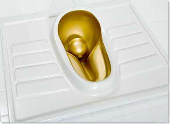 urinol feminino