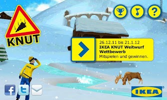 Screenshot of IKEA KNUT