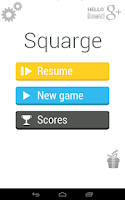 Screenshot of Squarge Free
