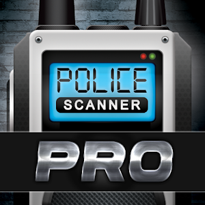 Cover art Police Scanner Radio PRO