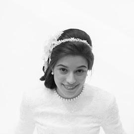 by Shaindy Plumer - Wedding Bride