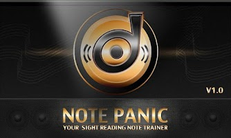 Screenshot of Note Panic