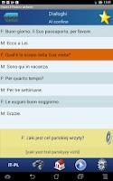 Screenshot of Impara il Polacco parlando
