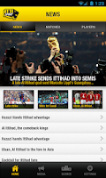Screenshot of ITTI Sport