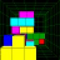 Cubes 3D icon