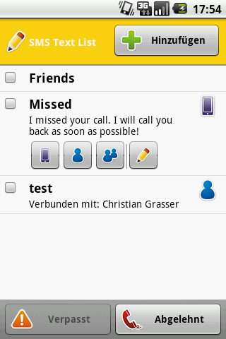 【免費工具App】COL SMS Responder-APP點子