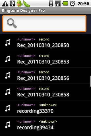 mp3-ringtone-free for android screenshot