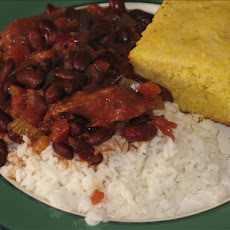 Spicy Red Beans and Rice
