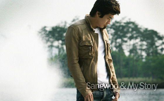 Kwon Sang-woo My Story Photos