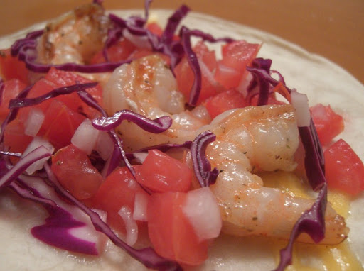 Grilled Fish and Shrimp Tacos
