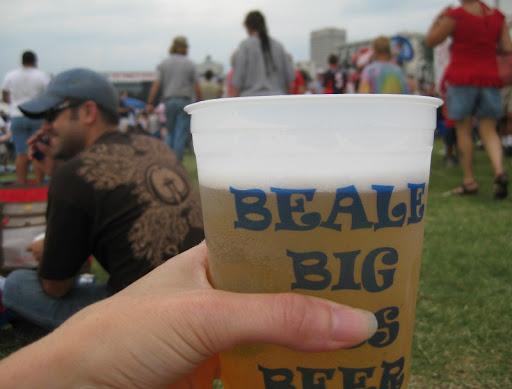 Big Ass Beer in Memphis