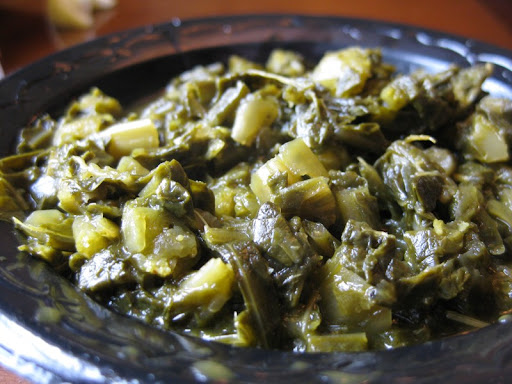 Collard Greens at Bessinger's