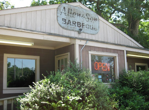 Allen & Son Barbeque in Chapel Hill, North Carolina