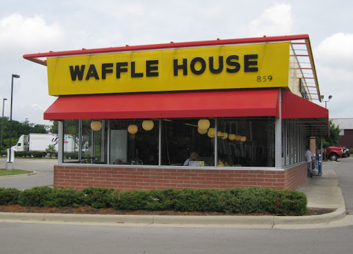 Waffle House in Lexington, Kentucky