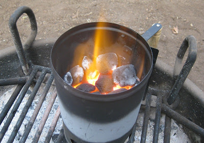 Heating Coals