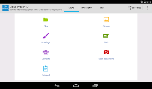 App Cloud Print plus APK for Windows Phone