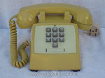 Desk Phones - Western Electric 1500 Yellow