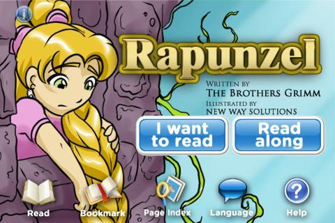 StoryChimes Rapunzel