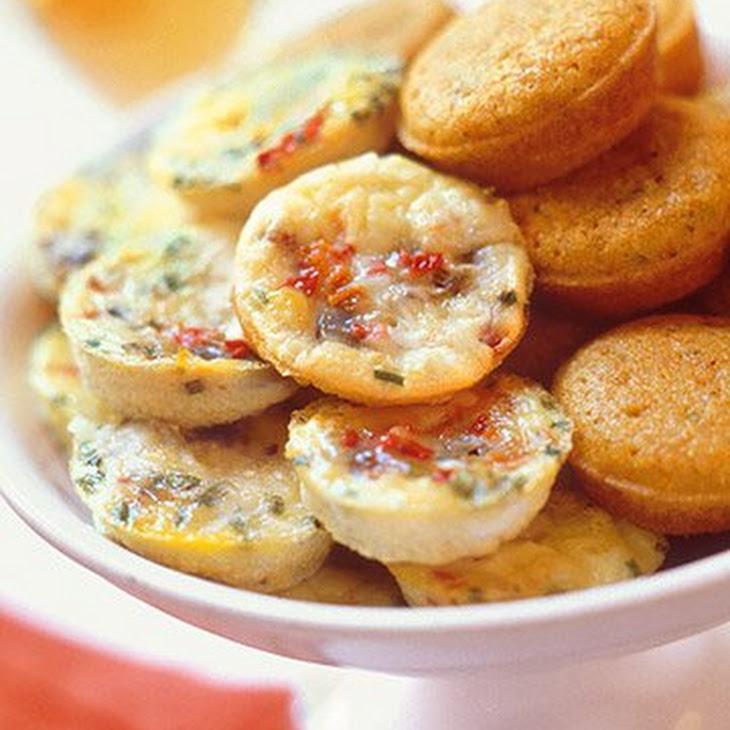 Mini Cornbread Muffins Recipe | Yummly