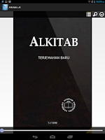 Screenshot of Alkitab LAI