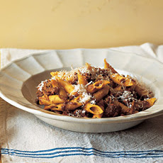 Garganelli with Pork Ragu