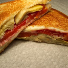 Antipasto Grilled Cheese Sandwich
