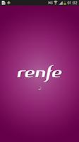 Screenshot of Renfe